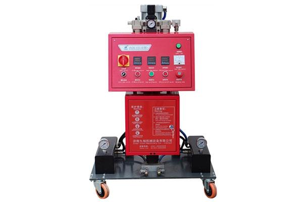 聚氨酯喷涂设备型号JNJX-III(E)