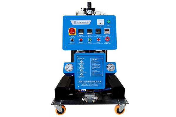 聚氨酯发泡机JNJX-Q2600(D)