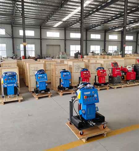 Q2600型建筑节能小型聚氨酯喷涂机