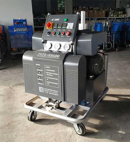 H5600喷聚脲的施工队推荐设备
