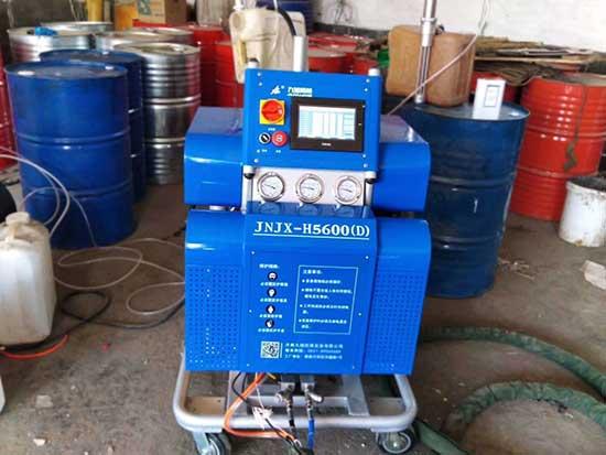 H5600D-PLC程序瓦壳浇注聚氨酯设备