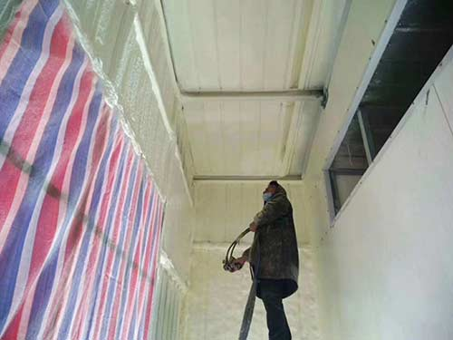 硬泡聚氨酯外墙外保温案例