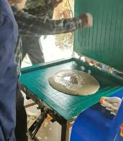 泡沫地板砖聚氨酯发泡案例
