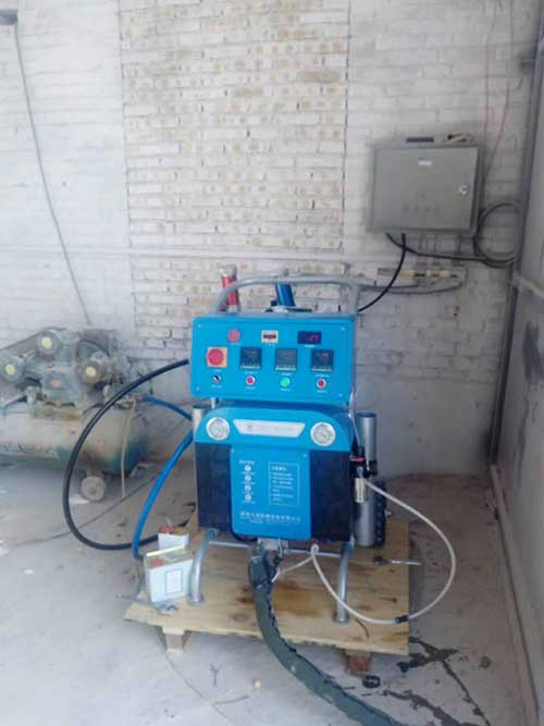 Q2600冷库硬泡聚氨酯喷涂机