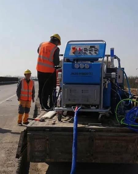 H5600T路基填充注浆设备