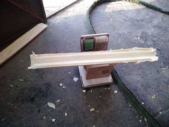 硬质聚氨酯瓦壳案例