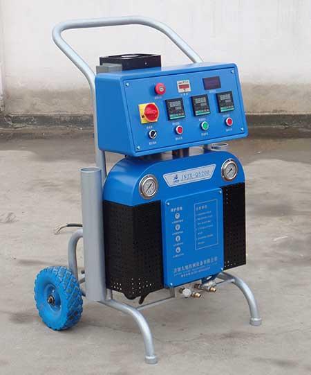 Q5200喷涂发泡聚氨酯机器