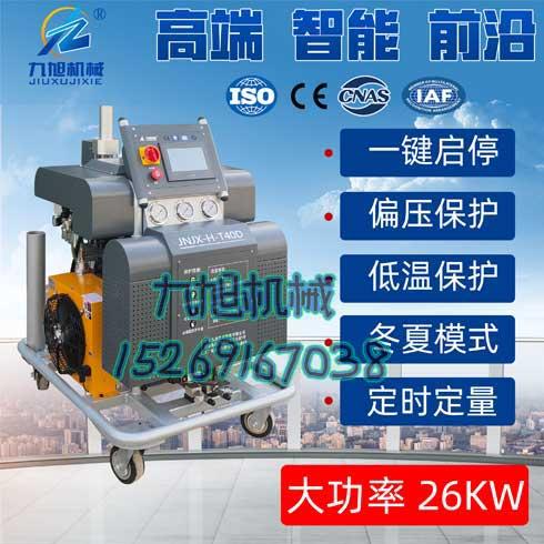 T40D楼顶隔热保温聚氨酯发泡机