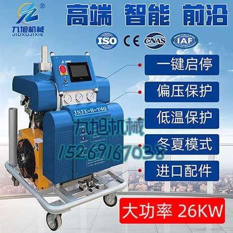 T40偏压保护聚氨酯发泡机